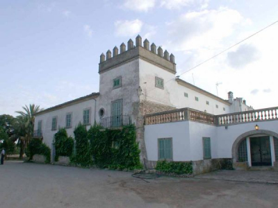 Wonderful mallorcan estate in Maria de la Salut