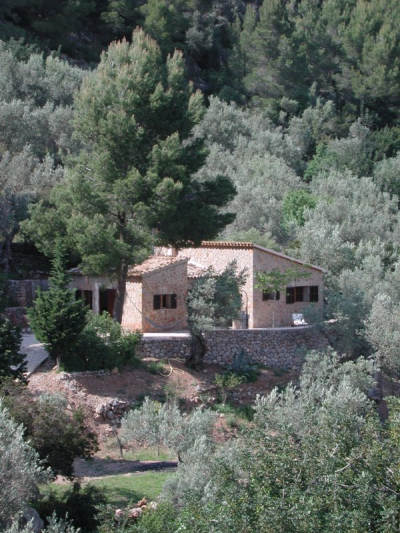 Cottage in the mountains of Sóller - Reg. 2668/2016/ET