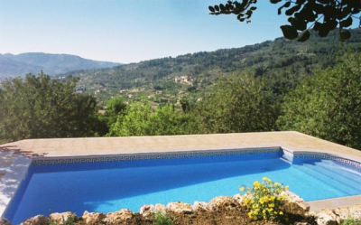 Idyllic located cottage with pool in the mountains of Biniaraix - Reg. ET/4404
