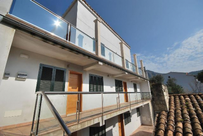 Ground floor one bedroom apartment close to the harbour of Port de Sóller