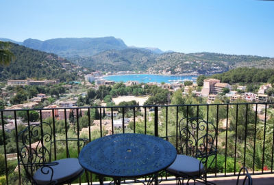 Nice apartment with harbour views in Port de Sóller - Reg. L12E/2649