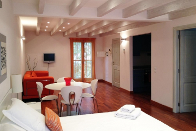 Very nicely renovated studio-apartment in Palma de Mallorca