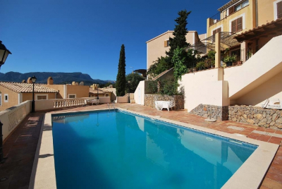 Comfortable apartment with community-pool in Port de Sóller - ETVPL/14469
