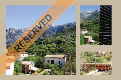 Fully furnished apartment close to the centre of Sóller
