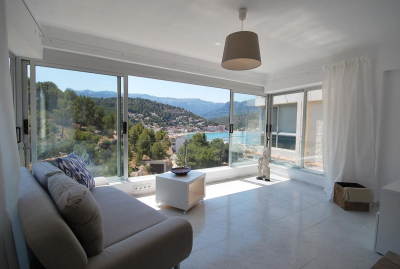 Beautiful modern apartment with harbour views in Port de Sóller - Reg. ETVPL/14562