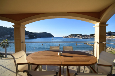 Beautiful apartment in exclusive location in Port de Sóller - Ref. L12E2613