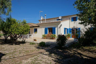 Comfortable detached house with pool in Establiments, 5 minutes from Palma