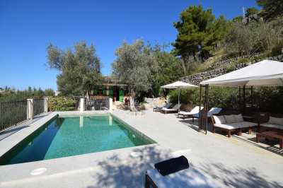 Comfortable and renovated house with pool in Port de Sóller - Reg. ET/4499