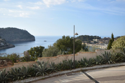 Fully furnished apartment with lift in Port de Sóller for longterm rent
