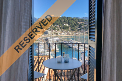 Beautiful townhouse in the old fishing village quater of Port de Sóller - Reg. 19014677782