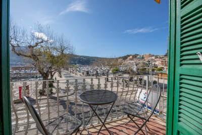 Apartmant in first line in Port de Sóller - Reg. ETVPL/14005