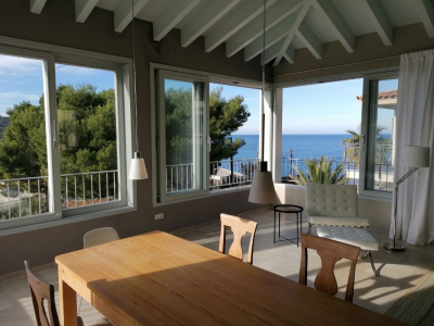 Modern villa with pool in Port de Sóller for longterm rent