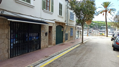 Shop / office in a central location in Port de Sóller for longterm rent