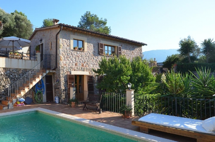Lovely Www.dreamhomes.com #8: Finca With Garden And Pool In The Outskirts Of Sóller