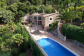 Beautiful stone built finca with fantastic seaviews between Deià and Valldemossa