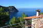 Villa with direct sea access and separate apartment in very sunny location in Cala Tuent