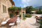Rural Stone House with pool and panoramic mountain views in Sóller