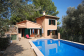 Spacious villa with pool close to the sea in Cala Tuent