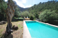 Detached stone built house with pool and double garage in Deià