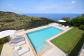 Stunning country house with great seaviews and pool in Deià