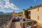Modernistic townhouse with roof terrace in Fornalutx