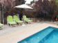Central townhouse in quiet location with garden and pool in Sóller for long term rental