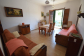 Furnished apartment with backyard on the first line of Port de Sóller for longterm rent